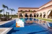 Immobilier-1025, Beau palais bien située à Marrakech  de sup : 2 h