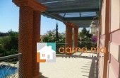 Villa moderne a vendre a Marrakech.