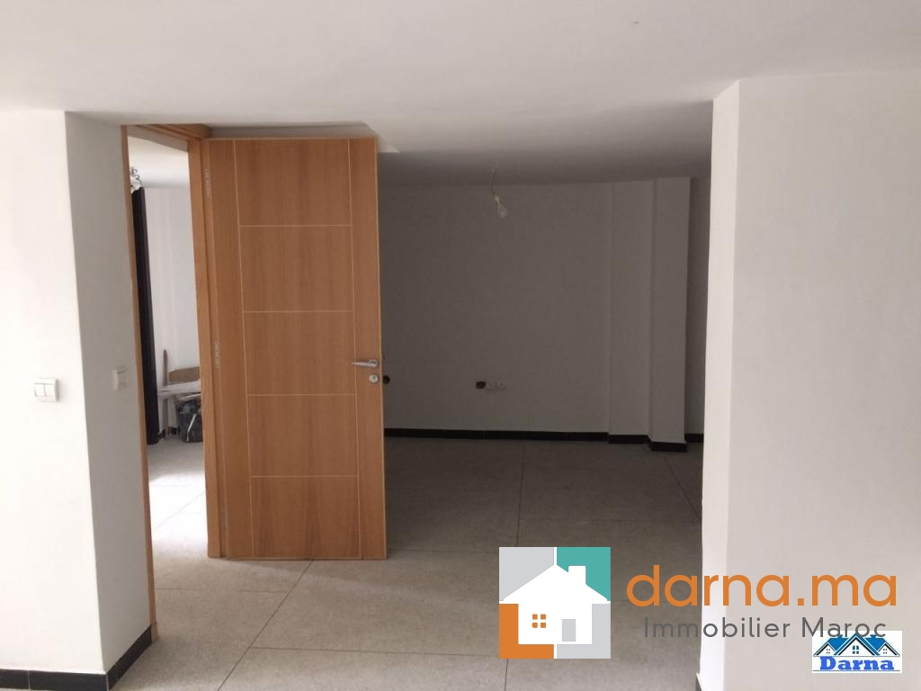 Bel appart usage bureau louer immobilier maroc for Bureau a louer