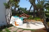 Immobilier-195, Villa luxueuse avec piscine en location meublé à Souissi
