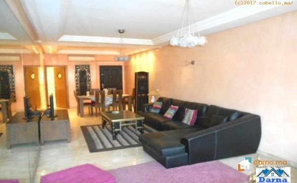 Appartement Meubl De Prestige En Location Agdal
