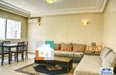 Bel appartement bien situé sur anfa et Mly Youssef