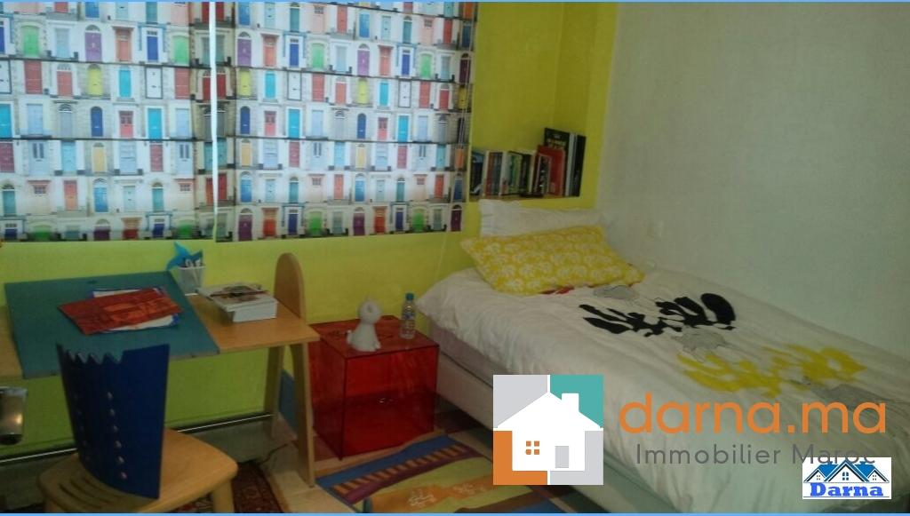 Appartement meubl immobilier maroc for Chambre enfant gauthier