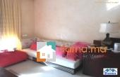Immobilier-2404, Moderne appartement meublé avec terrasse en location à Rabat AGdal