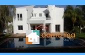 Villa de standing avec piscine en location vide à l'Ambassadors Souissi