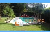 Immobilier-259, Villa de standing avec piscine à louer à l'ONEP