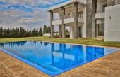 Immobilier-2718, Somptueuse Villa sur 1 Hectare à vendre – Bouskoura Nouaceur