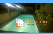 Immobilier-368, grande villa  à vendre Marrakech