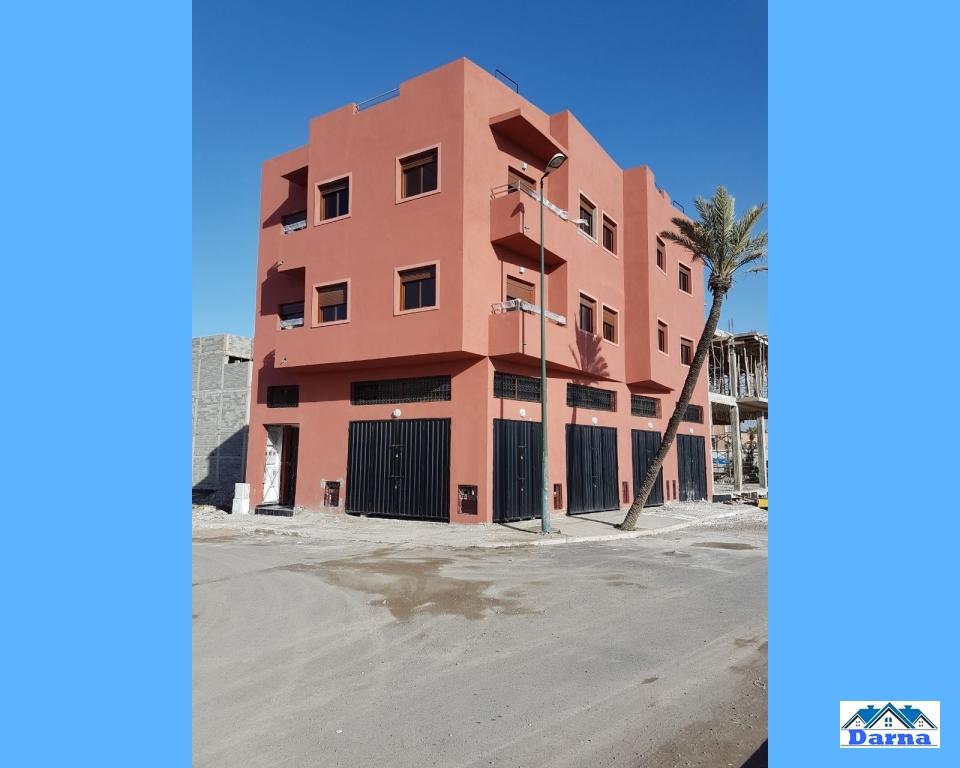 Magasin com bureaux et appart a vendre immobilier maroc darna ma