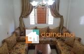 Appartement meublé de 56m² avec terasse maarif casablanca