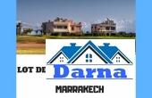 Immobilier-4533, Terrain Avec belle vue sur Golf à vendre:Marrakech