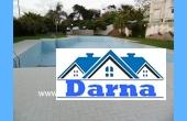 Duplex meublé avec piscine  à Harhoura