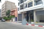 Villa zone immeuble R+5 autorisé