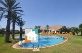A Vendre – Villa de 1.300 m² sur terrain de 10.000 m² – Labissa, Bouskoura