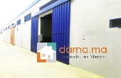 A louer – Local industriel 650 m² - Lissasfa, Casablanca