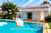 Très belle villa avec piscine à louer à Souissi Rabat