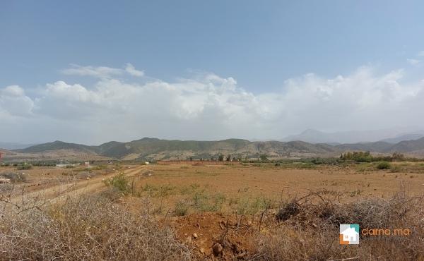 Terrain à vocation résidentielle – 7.450 m² – Marrakech-Ourika
