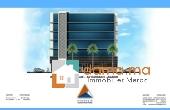 Immobilier-782, immeuble de bureaux moderne sur l'avenue hassan2